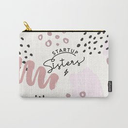 Celebrate Startup Sisters Carry-All Pouch