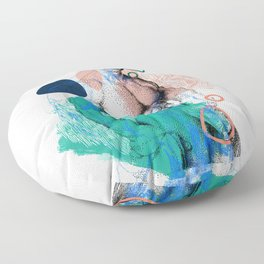Dominic NewDDOOD Remix Floor Pillow