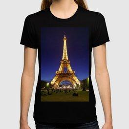 Eiffel evening T-shirt