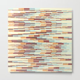 Abstract pattern 67 Metal Print