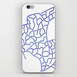 Lines 7 iPhone Skin