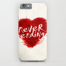 never ending love Slim Case iPhone 6s