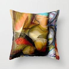 Paranormality Throw Pillow