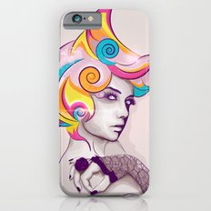 I AM MY FAVORITE COLOR Slim Case iPhone 6s