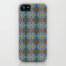 Elegant Highlighter Pattern 1 iPhone Case