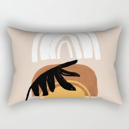 Palm desert Rectangular Pillow