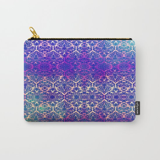 BABEELON BLUE Carry-All Pouch
