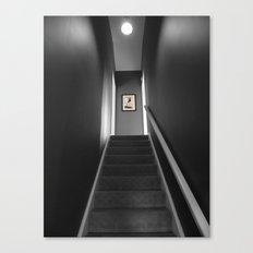 The Hall Canvas Print