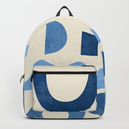 Abstract Shapes 38 Backpack