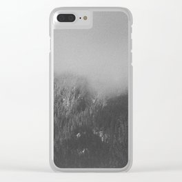 Since i've been loving you Clear iPhone Case