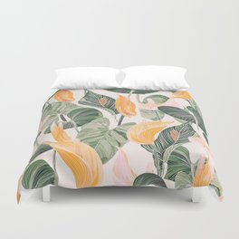 Lush Lily - Autumn Duvet Cover