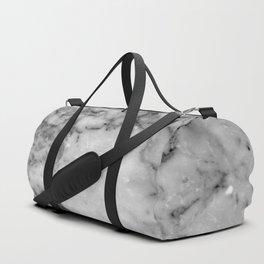 Marbled Duffle Bag