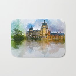 Château de Chantilly Bath Mat