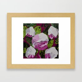 Growth and Decay #5 Framed Art Print