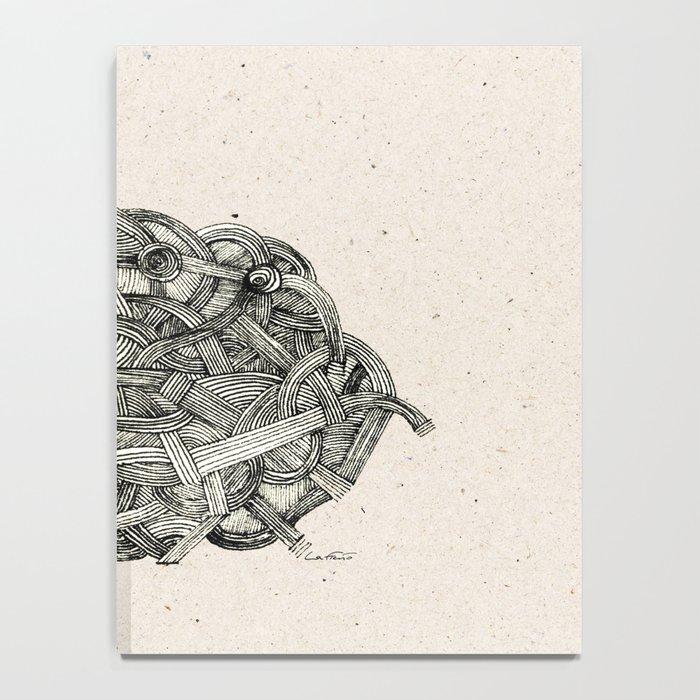 - dark world - Notebook