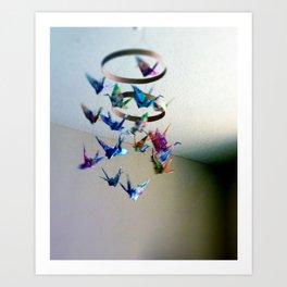 mo creativ Art Print