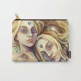 Zodiac Gemini Carry-All Pouch