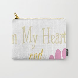 I Let A Dog In My Heart Carry-All Pouch