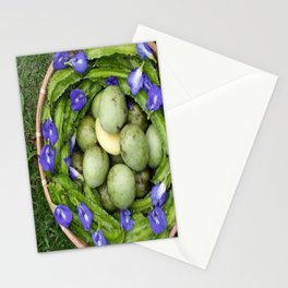 Love Comes In Circles Stationery Cards
