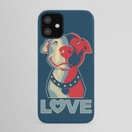 Pitbull - Love iPhone Case