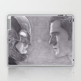 DC Comics Bat man v Superman Laptop & iPad Skin