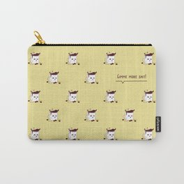 Coffee Mug Addicted To Coffee pattern Carry-All Pouch