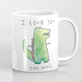 This Much Coffee Mug