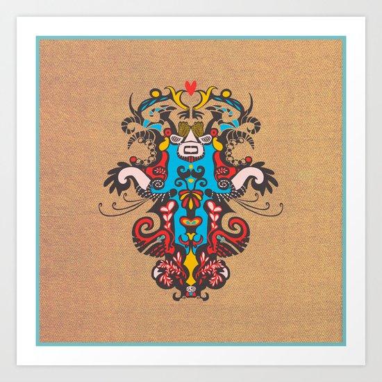 Harmony -1  Art Print