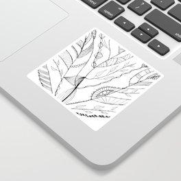 Amazing Leaves Sticker