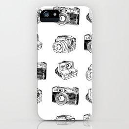 Film Camera Print iPhone Case