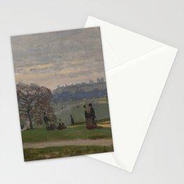 Hyde Park, London Stationery Cards