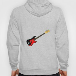 Fretless Bass Guitar Hoody