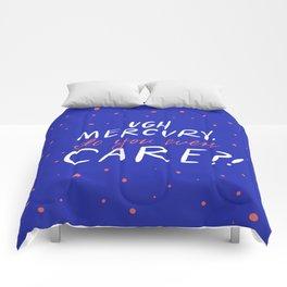 UGH mercury!! Comforters