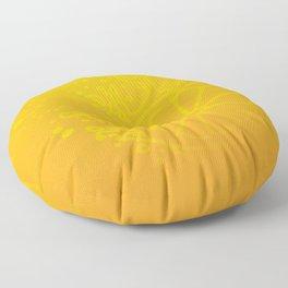 Juicy Orange V6S2 Floor Pillow