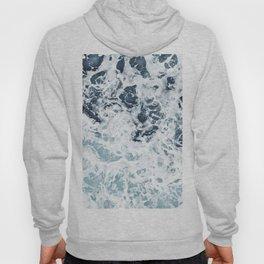 Blue Ocean Water Hoody