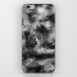 Powder print 1 iPhone Skin