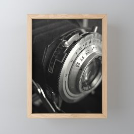 fstop macro Framed Mini Art Print
