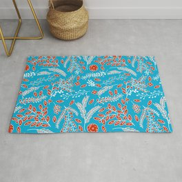 Love Surrounds Us Rug