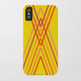 Energy in Summer iPhone Case