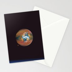 Antigrav Swimming Pool Stationery Cards