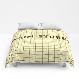 MAIN STREET | Subway Station Comforters