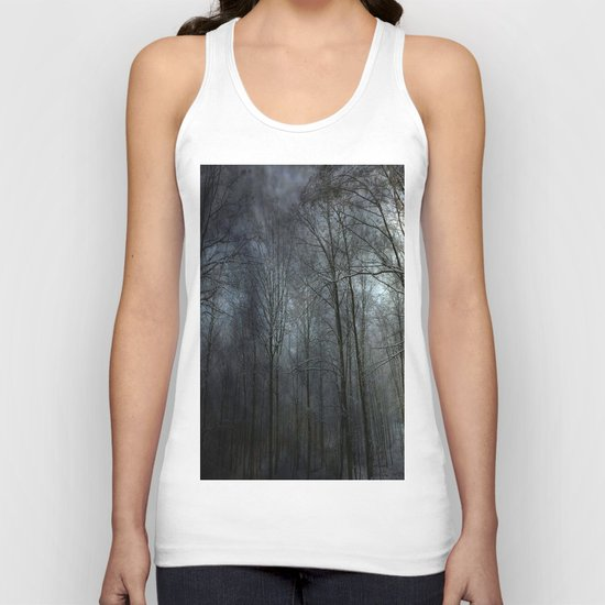 "forest """" Unisex Tank Top"