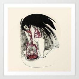 Oferenda (The Offering) Art Print