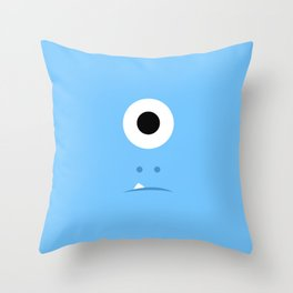 Haz-Ul Throw Pillow