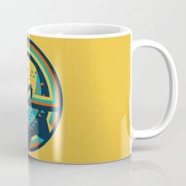 Spaceship 82 Coffee Mug