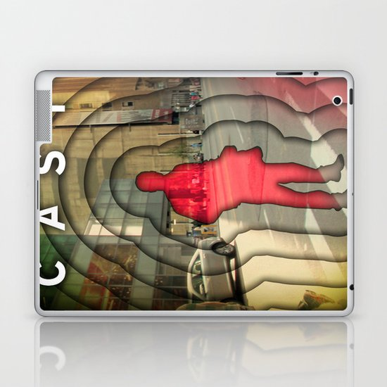 cast Laptop & iPad Skin
