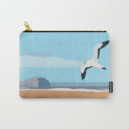The Gannet and Bass Rock Carry-All Pouch