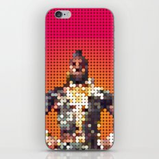 Mr. T Bling iPhone Skin