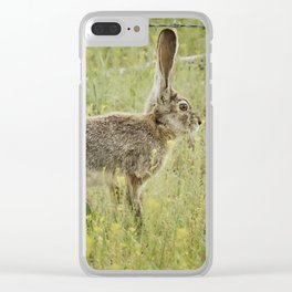 Under the Wire Clear iPhone Case