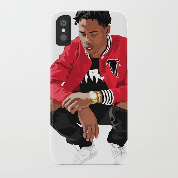 1fcf4fe9a30 Travis Scott iPhone Case by mikehanz | Society6